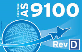 Cummings Aerospace successfully completed AS9100 Rev D certification